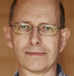 Portrait of Derek Collett